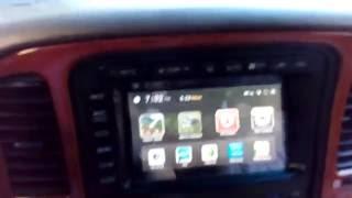 Toyota land cruiser 100 (50 jubile)-навигация, видео, USB, Пробки. (www.xanavi.ru)