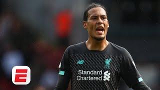 Liverpool's advantage over Manchester City is on defense - Steve Nicol | Premier League