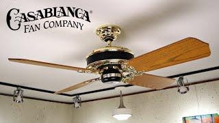 Casablanca Cambridge Ceiling Fan | 1080p HD Remake