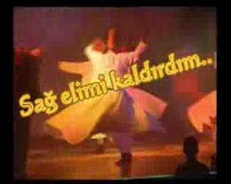 Ersen Dadaşlar-Mevlana Gibi (Slayt-Video Klip)