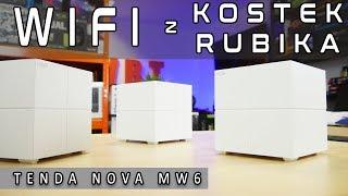 Sieć MESH WiFi - Tenda Nova MW6 - lepsza od extenderów? TEST