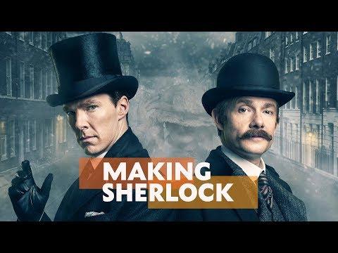 Benedict Cumberbatch, Martin Freeman, Andrew Scott & More on Sherlock