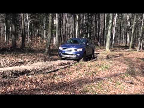 Ford Ranger T6 Off Road
