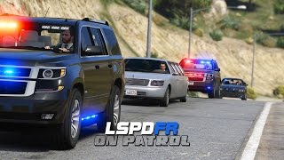 LSPDFR - Day 204 - VIP Youtuber