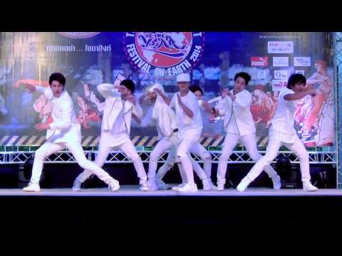 140823 STATIONS5 cover GOT7 - I Like You + 10 Out of 10 @Cover Dance Battle Contest