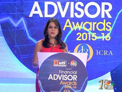 UTI Mutual Fund & CNBC-TV18 Recognizes The Best of the Best in the Financial Advisory Community