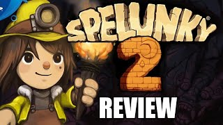 Spelunky 2 Review - The Final Verdict (Video Game Video Review)