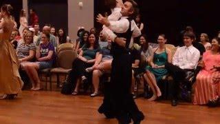 2016 ASU Ballroom Beginners' Competition