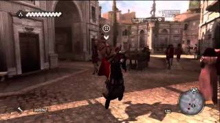 Assassin's Creed: Brotherhood - How to Remove Armor