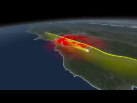 Computer Simulation of an Earthquake | California Academy of