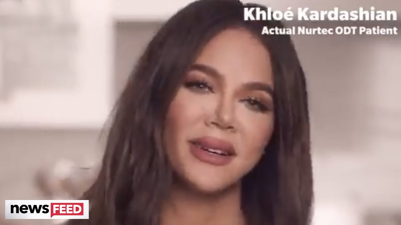 Khloe Kardashian CLAPS BACK Over 'Altered' Face In Migraine Campaign!