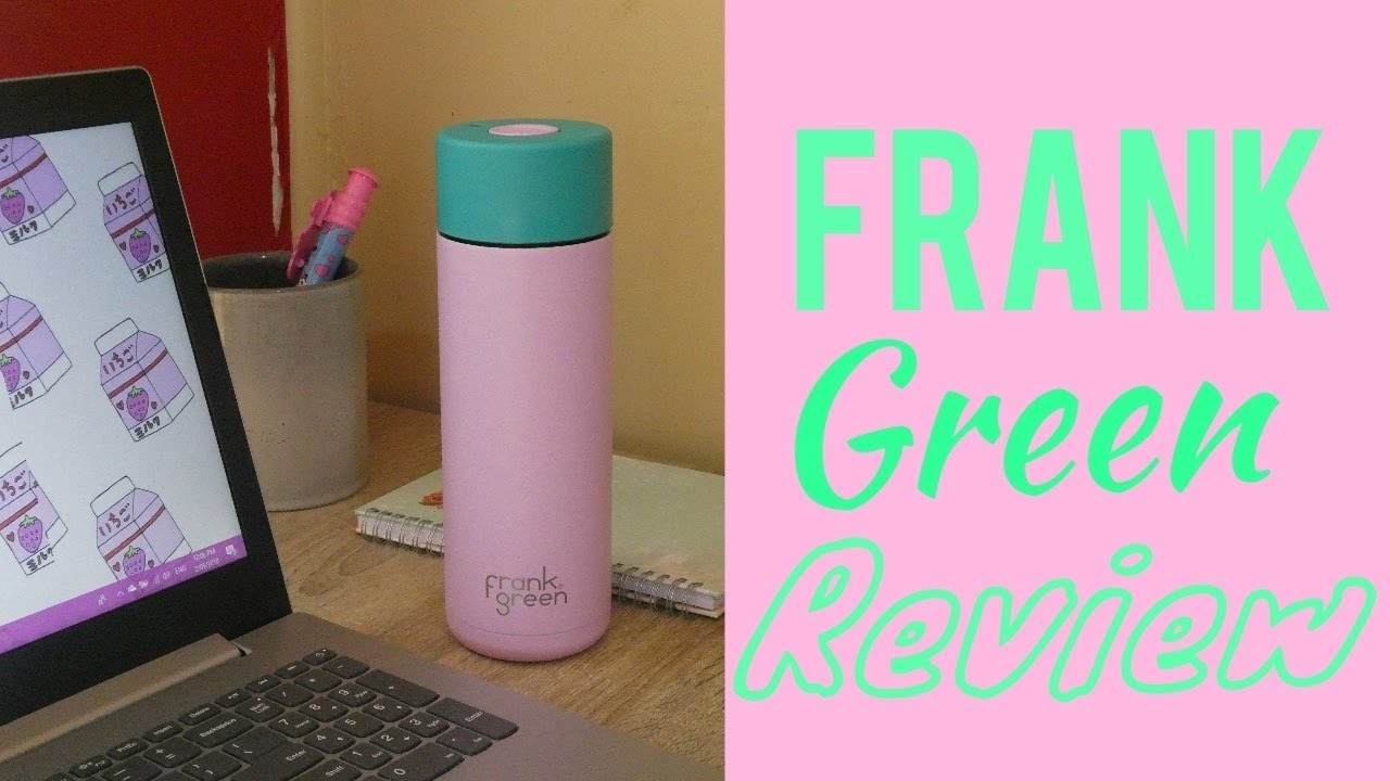 Reusable Cup Review: KeepCup vs. Frank Green Cup Two Small