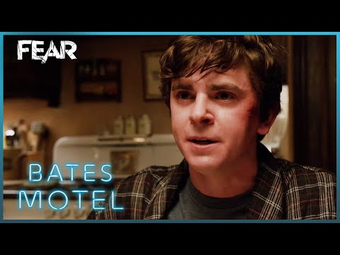 Norman Makes A Confession About Miss Watson | Bates Motel