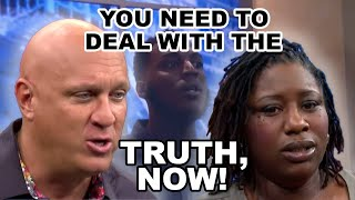 Cassidy's Results Shock The Entire Studio! (The Steve Wilkos Show)