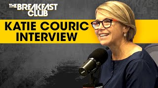 Katie Couric Takes Deep Dives Into New Subjects On Her New Podcast + More