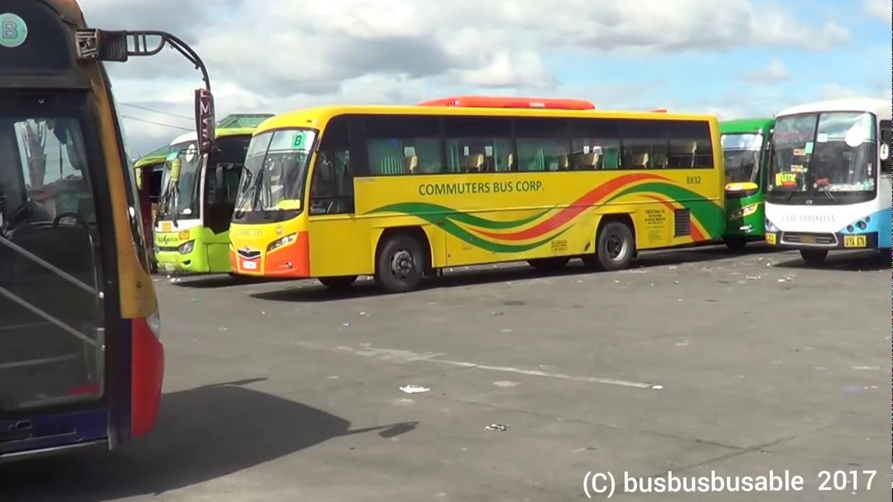 Navotas Bus Depot - YouTube