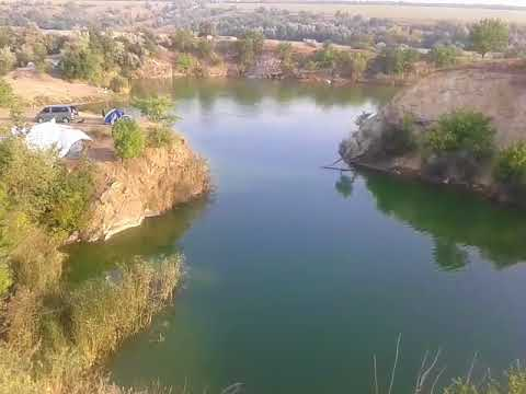 Радоновое озеро. Кировоградская обл. г. Александрия