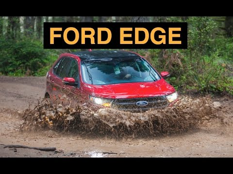 2015 Ford Edge Sport AWD - Off Road And Track Review