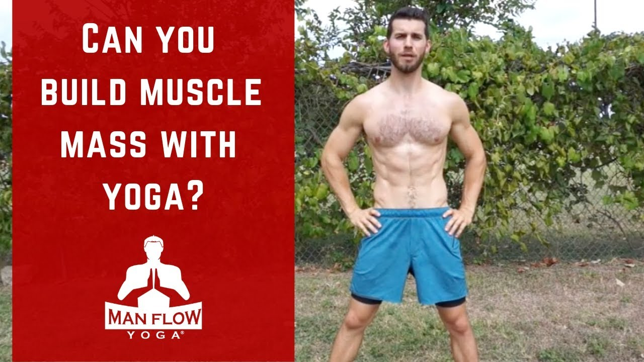 Muscle growth yoga