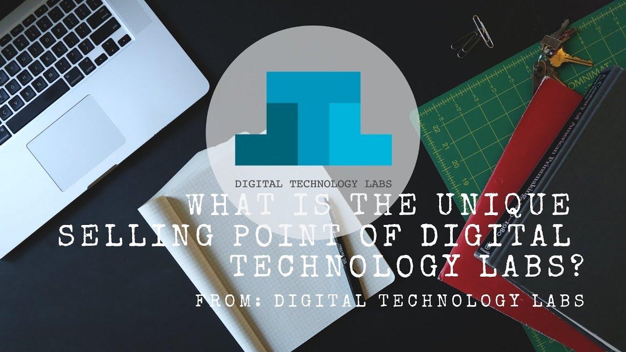 Website Design Essex - Digital Technology Labs - Boutique