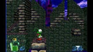 SSF ver.010 alpha - Bug Too! - Sega Saturn Emulator