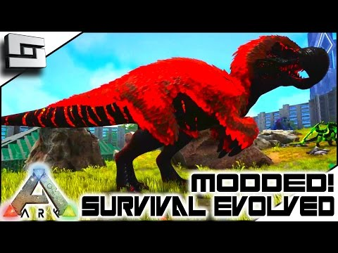 MODDED ARK: Annunaki Genesis - DODREX TAME! E25 ( Gameplay )