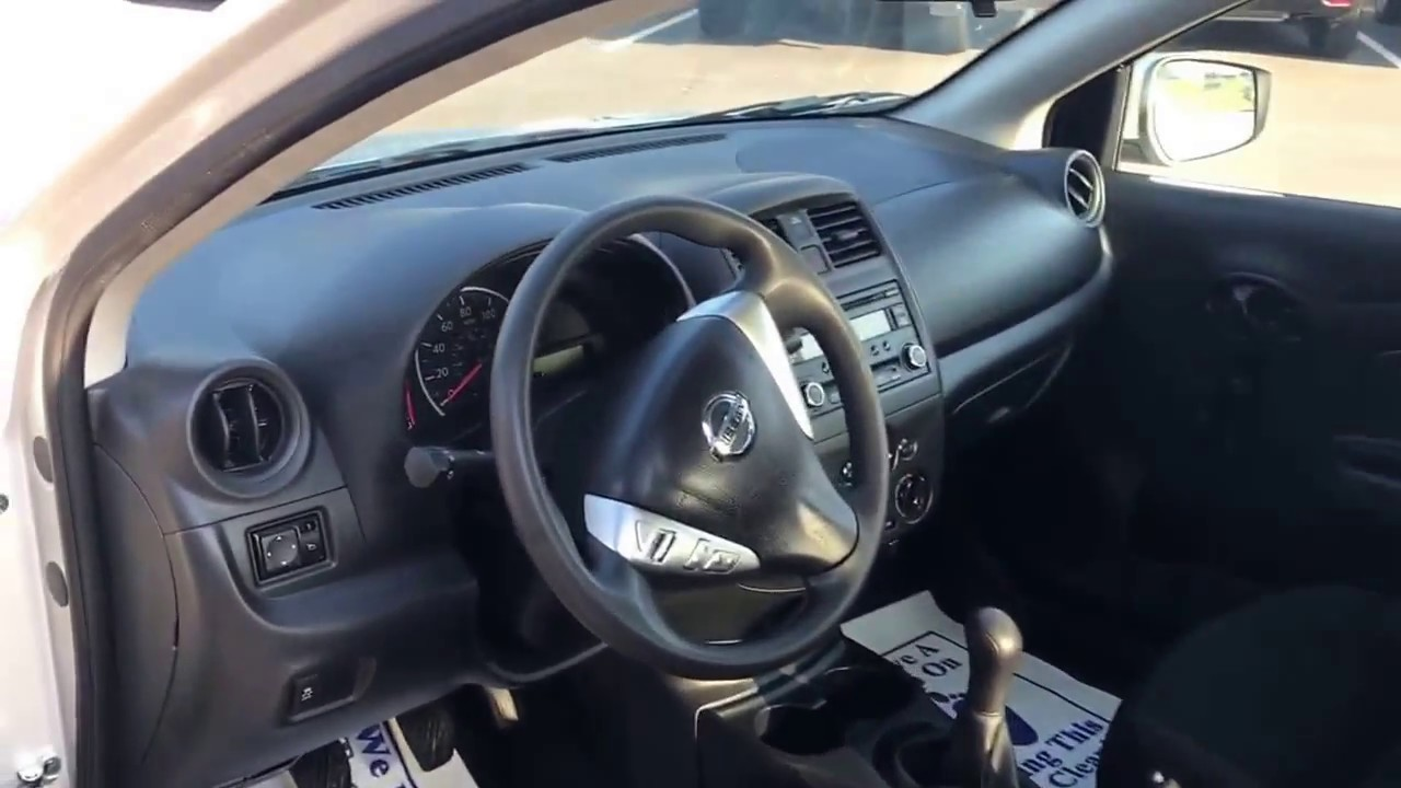 2016 Nissan Versa Manual S Review For Jasmine