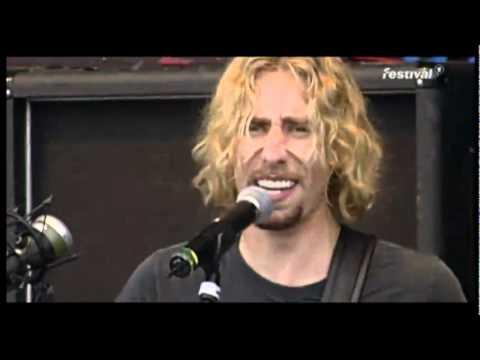 NickelBack How You Remind Me Live Germany Live