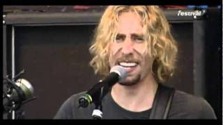 [4.12 MB] NickelBack How You Remind Me Live Germany Live