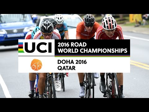 Men Juniors Road Race - 2016 UCI Road World Championships / Doha (QAT)