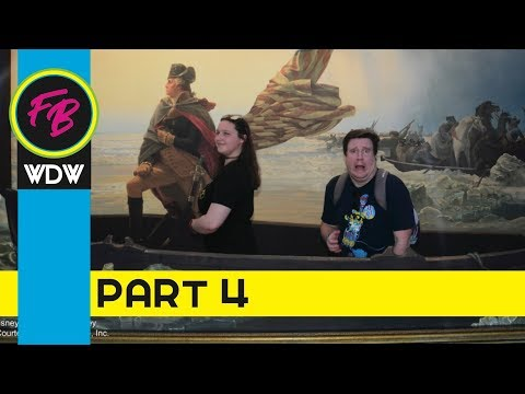 Let's cross the Delaware with George Washington? | pt.4 2/18/18