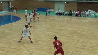 2018福井国体 岡山VS大分