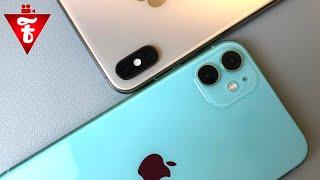 iPhone 11 vs iPhone XS Max - полное сравнение