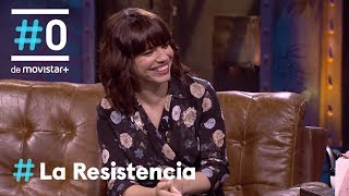 LA RESISTENCIA - Entrevista a Elisa Victoria   #LaResistencia 14.05.2019