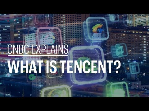 What is Tencent? | CNBC Explains