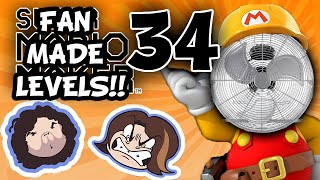 Super Mario Maker: Thrill Seekers - PART 34 - Game Grumps