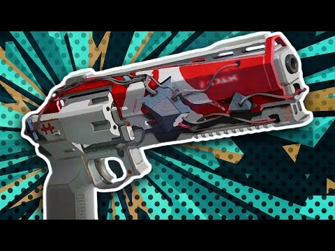 SIVAfied HAKKE! ((FEVER AND REMEDY~)) Adept Hand Cannon | Destiny
