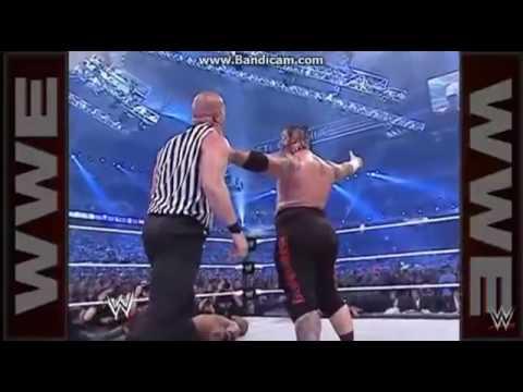 Trump in WWE