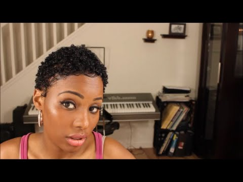 hair styles for shot hair results on twa curls from curly products 4 type 9262 | hqdefault