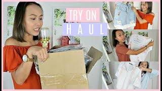 $250 WORTH OF CLOTHING FROM DRESSLILY | PETITE TRY ON HAUL ❤️ | rhaze