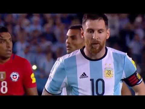 Gol de Messi a Chile (Kike Rodriguez / Emisoras Unidas de Guatemala 89.7 FM)