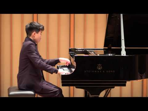 Kevin Cho 14  Liszt Hungarian Rhapsody No. 2