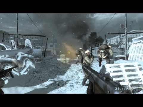 Call Of Duty Black Ops Mission 8 Project Nova [HD]