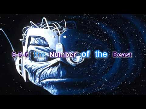 Iron Maiden The Number Of The Beast HQ audio with lyrics