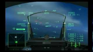 Ace Combat 5: The Unsung War PlayStation 2 Review HD