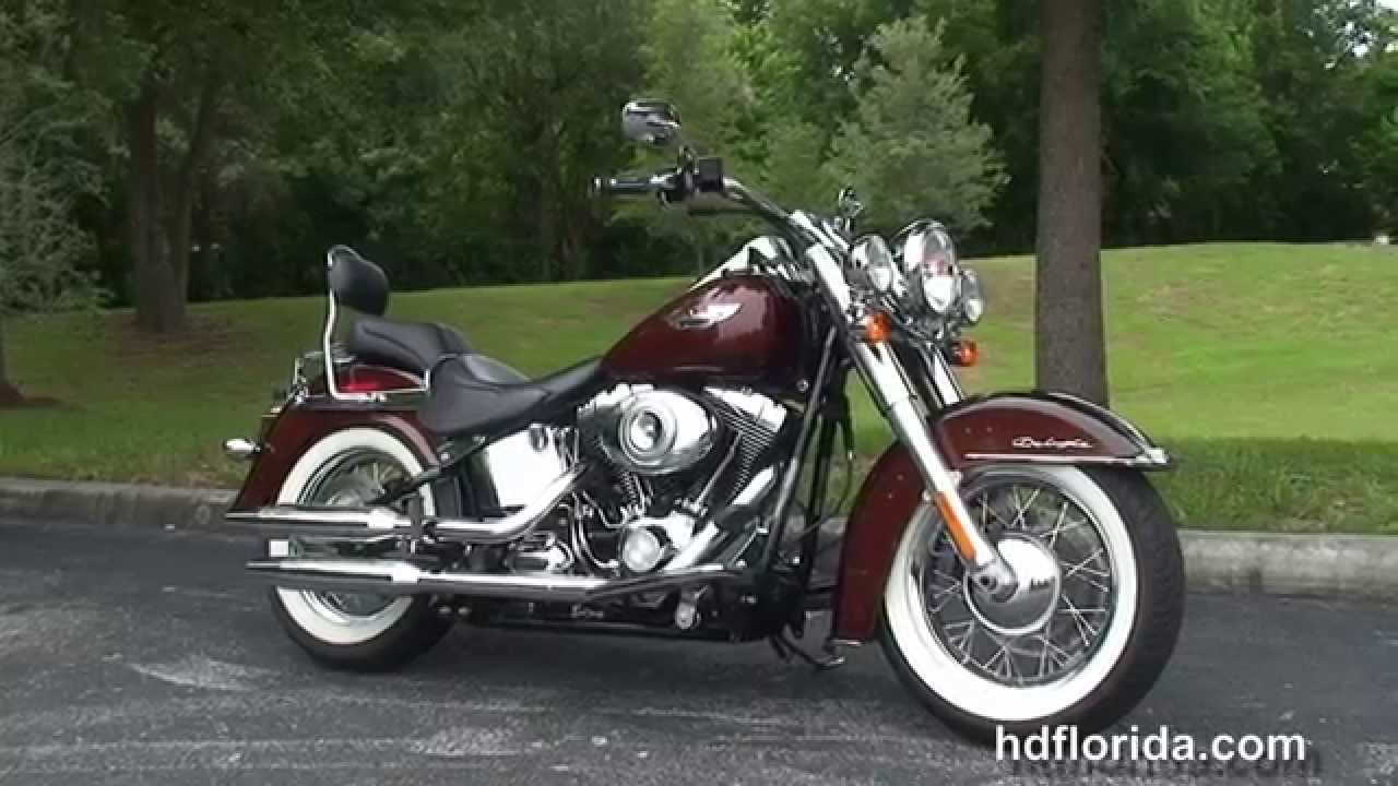 used 2011 harley davidson softail deluxe motorcycles for sale youtube. Black Bedroom Furniture Sets. Home Design Ideas