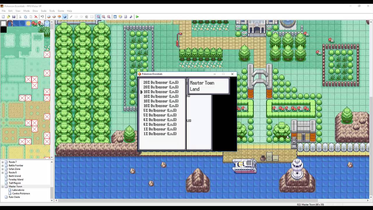 Pokemon essentials tutorial
