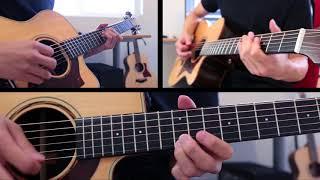 My Hero Academia ヒロアカ Ed Datte Atashi No Hero Acoustic Guitar