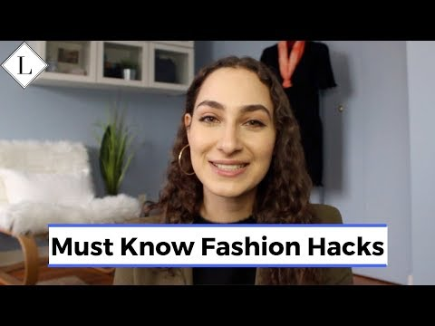 6a23f2c0bad How To Make Any Basic Outfit Look Good! FASHION HACKS. Watch this video on  YouTube