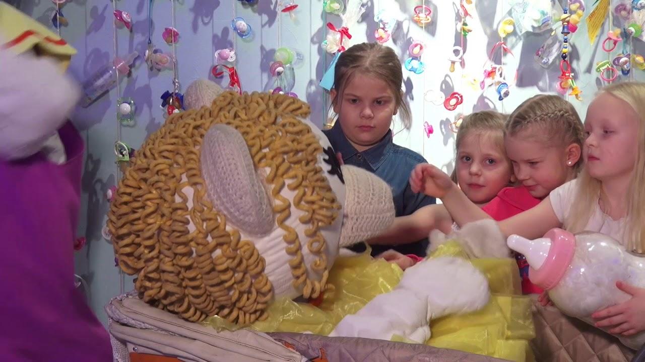 Ti-Ti Nalle: Suuri laulusatukirja - Uusi vauva
